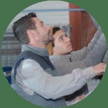 Revízie regálových systémov, Revízie skladových regálov, servis regálov